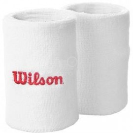WILSON DOUBLE WRISTBANDS