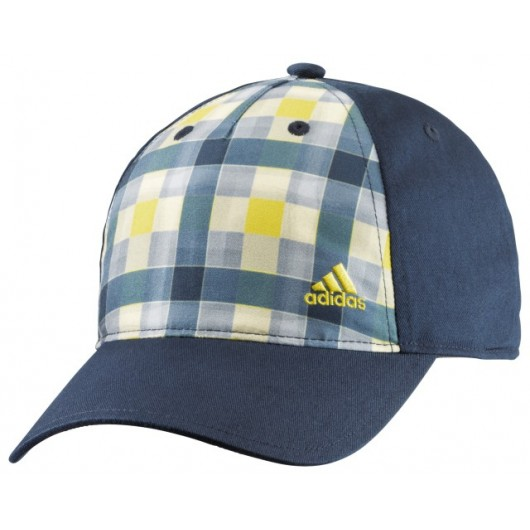 ADIDAS Z26593 PLAID CAP